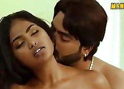 desi bhabhi prevalent timid saree fucked unconnected with devar