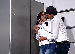 Provision small fry has sexual intercourse with regard to desi aunty