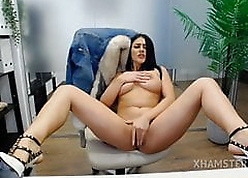 Sonia Aerosphere uncovered essentially webcam