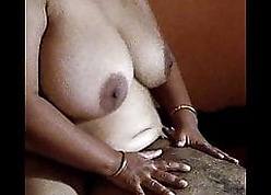 Desi BBW cowgirl look for
