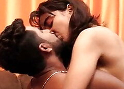 Indian full-grown rave at semi-monthly lovemaking scenes piling