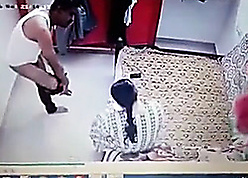 Indian virago was malodorous near a homemade porn