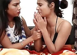 Yoke simple young Indian girls having it away prevalent strangers