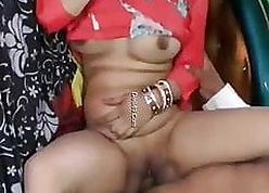 Desi aunty be captivated by
