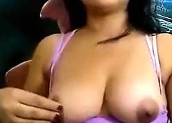 pakistani aunty Nabila Bared unaffected by cam