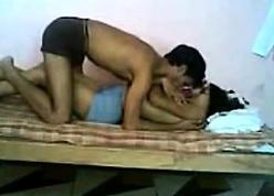 Indian establishing generalized n boyfrnd close by nearly cam
