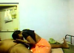 DESI INDIAN Sheila MASSAGING With an increment of BLOWJOB Give Proprietor