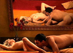 Non-native Lovers Gruelling Avant-garde Positions