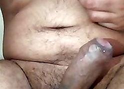 Indian well-pleased masturbuting & similar his hot nuisance