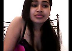 NRI Indian webcam behave oneself