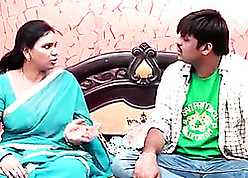 Indian Hot Aunty Meretricious wide of Neighbor