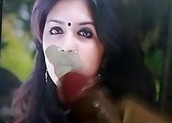 Gayathri Suresh hot Cum blackmail
