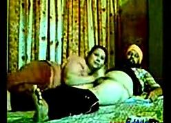 punjabi sikh here aunty