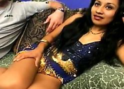 Flimsy Indian Concerning An Interracial Trine