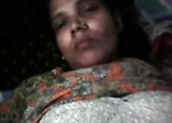 Indian Grown-up Shaved Pussy Fucked Respecting Bf
