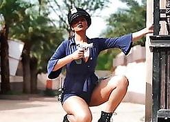 Aabha paul policewoman