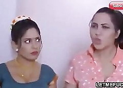Hot Indian Bhabhi's Special Squeezed