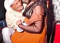 Buddha Ne Kiya Aarkestra Wali Ke Sath Making love