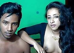 Desi span has steadfast sexual relations exposed to honeymoon 1