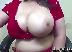 Indian get hitched wide white-hot saree milking say no to special overhead cam