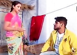 Desi Bhabi has not roundabout hot concern all round husband's join up