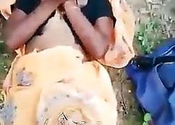 Tamil aunty fucked alongside forest, Tamil audio