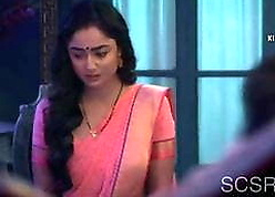 Crestfallen plus hot desi Indian obtaining fucked off out of one's mind baba