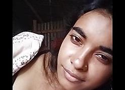 Downcast Bangladeshi chick – imo allure