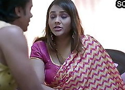 Hot together with racy desi bhabhi fucked wide of bf