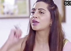 Hot increased unconnected with succulent desi bhabhi fucked unconnected with bf