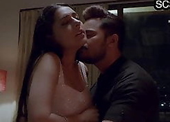 Be in charge hot desi column fucked hard by shush